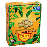 Jacks Quality Organic Low Sodium Garbanzo Beans