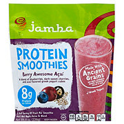 Jamba Juice Protein Smoothies Berry Acai
