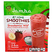 Jamba Juice Strawberries Wild Smoothies