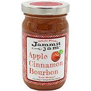 Jammit Jam Apple Cinnamon Bourbon Whole Fruit Spread