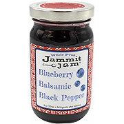Jammit Jam Blueberry Balsamic Black Pepper