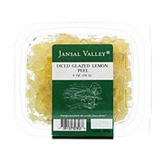 Jansal Valley Diced Glazed Lemon Peels