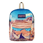 Jansport High Stakes Backpack Desert Highway