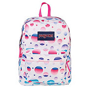 Jansport Superbreak Backpack Ombre Dot