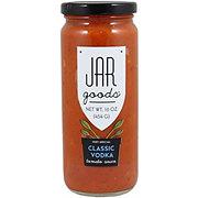 Jar Goods Classic Vodka Tomato Sauce