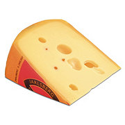 Jarlsberg Swiss Cheese Wedge, sold by the