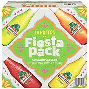 Jarritos Soda Variety Pack 12.5 oz Bottles