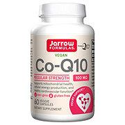 Jarrow Formulas Co-Q10 100 mg Capsules