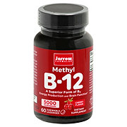 Jarrow Formulas Methyl B-12 500 Mg.