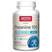 Jarrow Formulas Theanine 100 mg Capsules