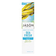 Jason Fluoride-Free Sea Fresh Strengthening Toothpaste Deep Sea Spearmint