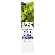 Jason Powersmile Whitening Anti-Cavity Toothpaste Flouride Gel Powerful Peppermint