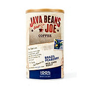 Java Beans & Joe Brazil Pearberry Medium Dark Roast Whole Bean Coffee