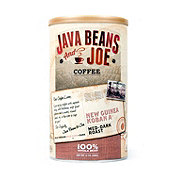 Java Beans & Joe New Guinea Koban A Medium Dark Roast Whole Bean Coffee