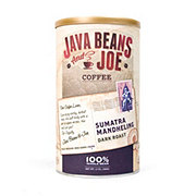 Java Beans & Joe Sumatra Mandheling Dark Roast Whole Bean Coffee