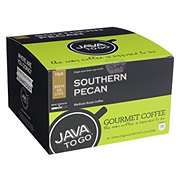 Java To Go Southern Pecan Medium Roast Single Serve Coffee Cups
