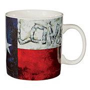 Jay Imports Texas Flag Mug 20oz