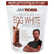 Jay Robb Chocolate Egg White Protein Powder