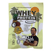 Jay Robb Pina Colada Whey Protein Isolate Single Serving Packet
