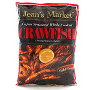 Jean's Market Whole Cooked Crawfish