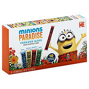Jel Sert Minions Mini Freezer Bars