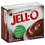 Jell-O Chocolate Fudge Instant Pudding Mix