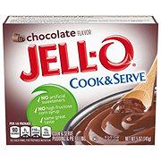 Jell-O Cook & Serve Chocolate Pudding