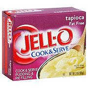 Jell-O Cook & Serve Fat Free Tapioca Pudding