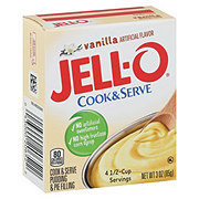 Jell-O Cook & Serve Vanilla Pudding