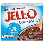 Jell-O Cook & Serve Sugar Free Chocolate Pudding Mix