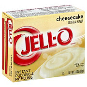 Jell-O Instant Cheesecake Pudding