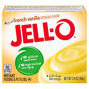 Jell-O Instant French Vanilla Pudding