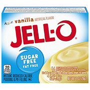 Jell-O Instant Sugar Free Vanilla Pudding