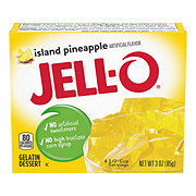 Jell-O Island Pineapple Gelatin