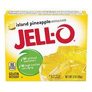 Jell-O Island Pineapple Gelatin Dessert Mix