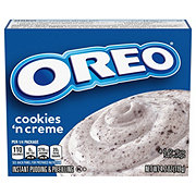 Jell-O Oreo Cookies 'n Creme Instant Pudding Mix