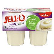 Jell-O Original Vanilla Pudding Snacks
