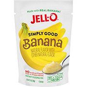 Jell-O Simply Good Banana Pudding