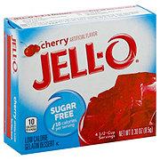 Jell-O Sugar Free Cherry Gelatin Dessert Mix