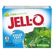 Jell-O Sugar Free Lime Gelatin Dessert Mix