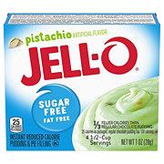Jell-O Sugar Free Pistachio Instant Pudding Mix