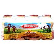 Jelley Brown Mango Flavored Dairy Beverage 4 PK