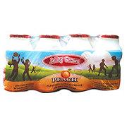 Jelley Brown Peach Flavored Dairy Beverage 4 PK