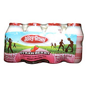 Jelley Brown Strawberry Flavored Dairy Beverage 4 PK
