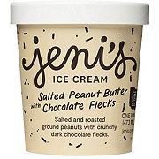 Jenis Salted Peanut Butter Chocolate Ice Cream