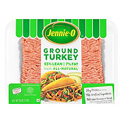 Jennie-O All Natural Ground Turkey 93% Lean