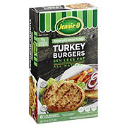 Jennie-O All White Meat Turkey Burgers