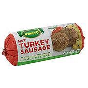 Jennie-O Breakfast Sausage Hot Turkey
