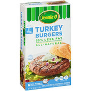 Jennie-O Lean Turkey Burgers