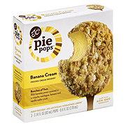 Jennifer Constantine Pie Pops Banana Cream Frozen Cream Dessert